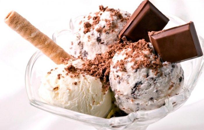 Как сделать мороженое быстро дома