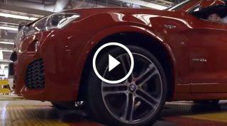 Эти кадры — как симфония для настоящего автомобилиста. Как собирают BMW X6 на заводе в США