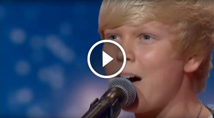 14-летний парень спел хит Уитни Хьюстон «I Have Nothing». Весь зал затаил дыхание, ведь такого не ожидал никто!