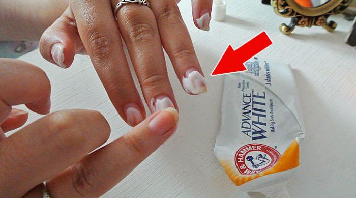 Вы пробовали наносить зубную пасту на ногти? Вот почему это нужно делать…
