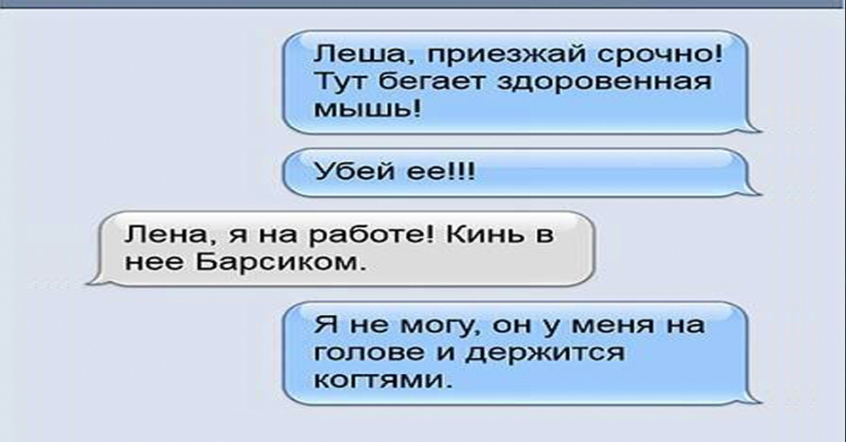 10 SMS от Леночки, которые сделали мой день
