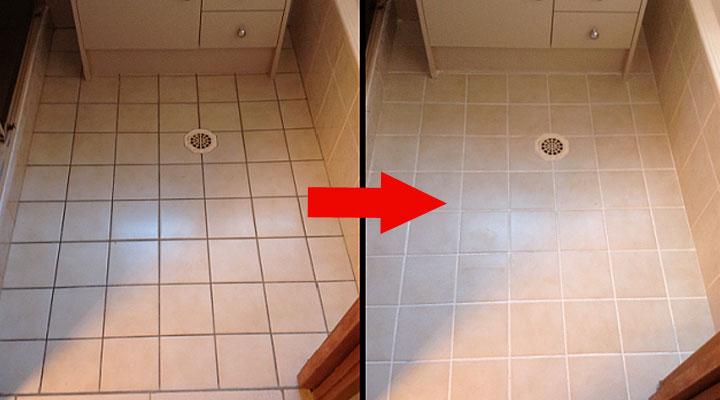 Она нанесла на стену новое средство, и ванная засияла чистотой! Всего два ингредиента…