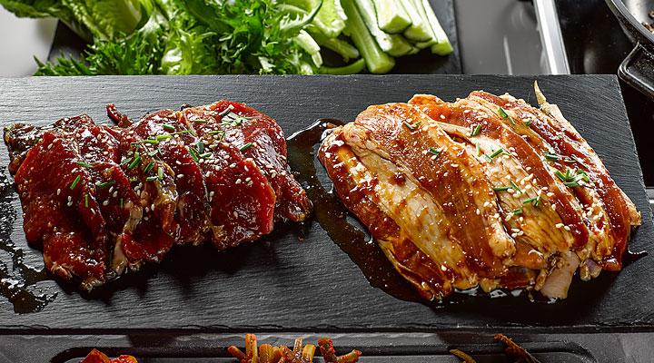 Корейское «огненное мясо»: великолепный рецепт от Сталика Ханкишиева