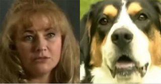 Женщина лежала в ванной комнате, вдруг собака укусила ее за руку. Когда она вышла, то была поражена!