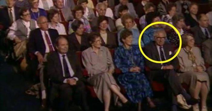 Герой, который во время Холокоста спас 669 детей, не знал, что вокруг него сидят спасенные им же люди. Это происходит на телевизионном шоу…
