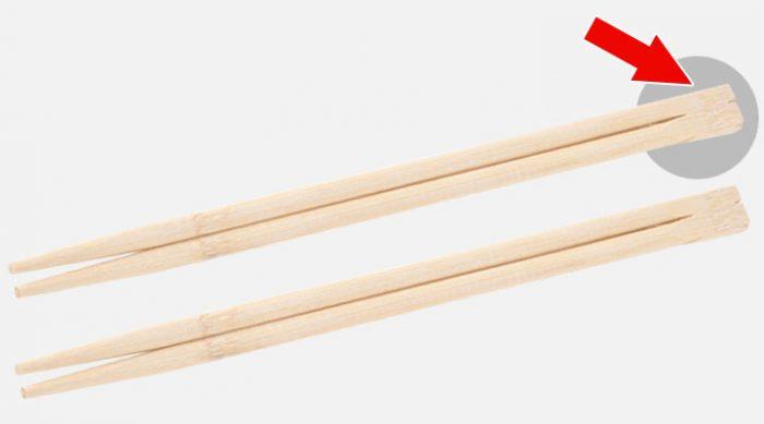 Так вот для чего в бамбуковых палочках эта штука!