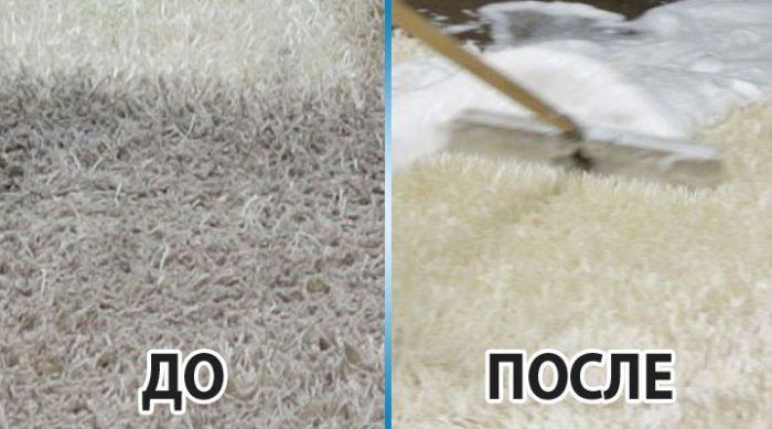 Благодаря этому дешевому средству даже самый грязный ковер будет выглядеть как новый!