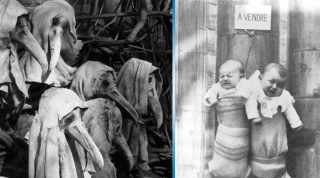 20 знаковых фото прошлых лет. Моменты, которые навсегда вошли в историю