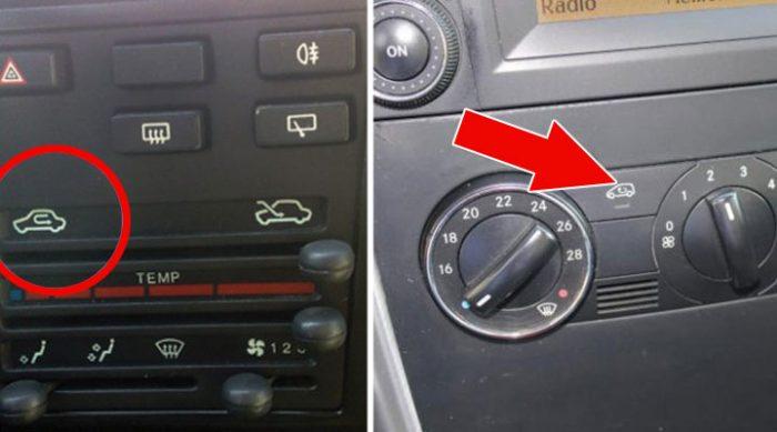 Вот почему в дорожных заторах важно пользоваться этой кнопкой. Даже если этого никто не делает!