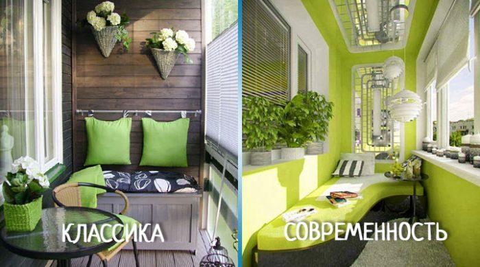 25 гениальных идей для оформления маленьких балконов