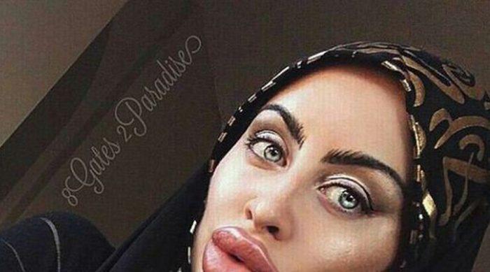Эта Афганская Блогерша Подняла На Уши Весь Инстаграм!