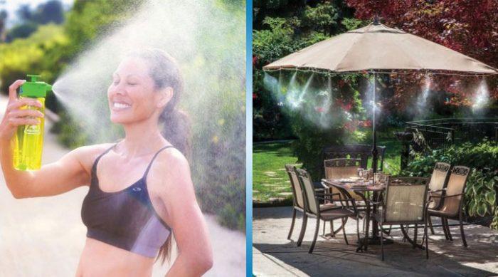10 полезных изобретений для тех, кто ненавидит жару