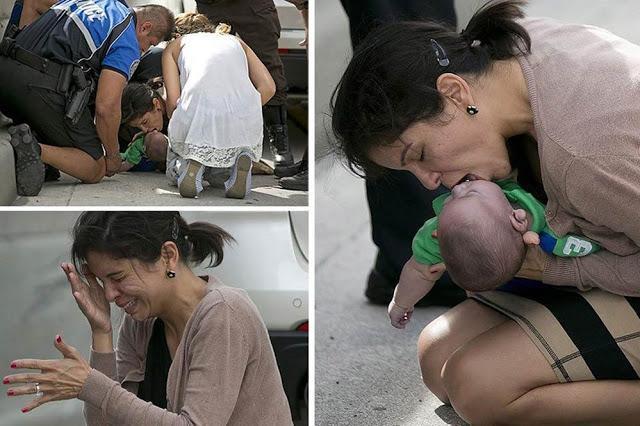 Она просто гуляла в парке, внезапно её ребенок перестал дышать. Причину должен знать каждый!