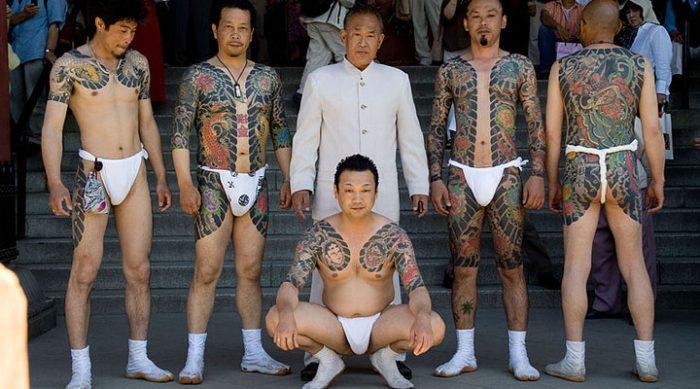 10 удивительных фактов про якудзу