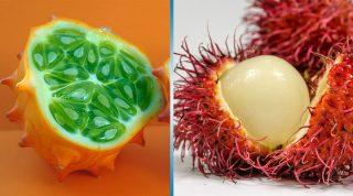 10 экзотических фруктов, о которых вы даже не слышали