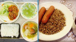 10 школ по всему миру поделились фотографиями школьных обедов. Очень интересно!