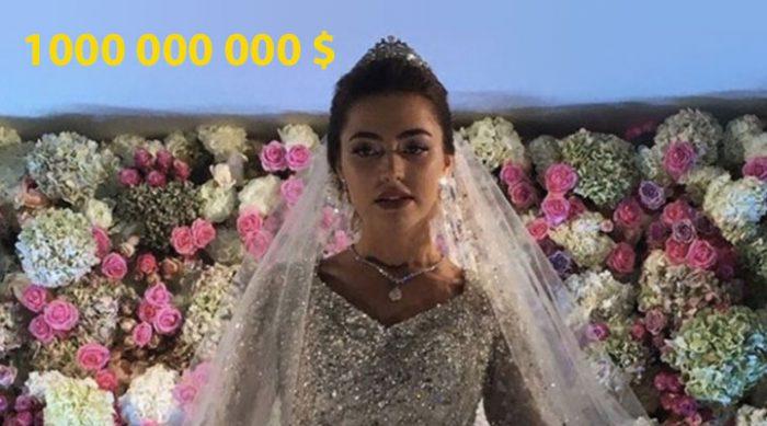 Так выглядит свадьба, стоимость которой Миллиард долларов. С ума сойти!