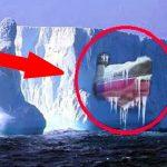 ТОП-10 невероятных находок, сделанных подо льдом (ВИДЕО)