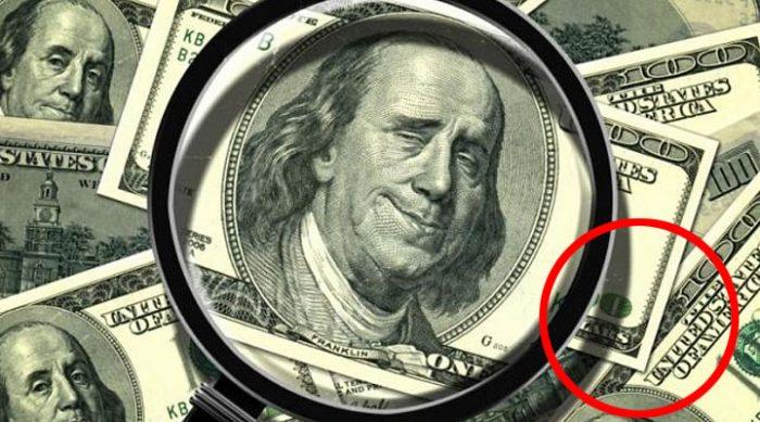 Подделка 100-долларовой купюры, которую не определяют детекторы валют. Вот как её распознать!