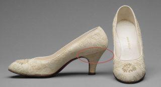 Когда ученые сделали рентгеновский снимок свадебных туфель Грейс Келли – люди заметили нечто необычное!