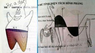 Когда на уроках скучно: 20 убойных рисунков из учебников