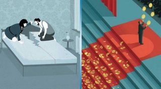 16 честных иллюстраций, отображающих наше общество. Осторожно: реальность!