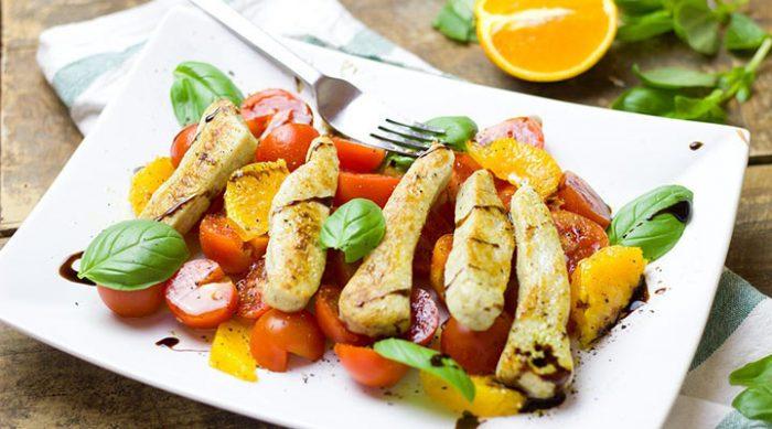 Эти 5 летних салатов порадуют ваш желудок, не испортят фигуру и заставят подруг выпрашивать рецепт