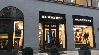 Burberry уничтожит товары своей марки на сумму 38 миллионов долларов