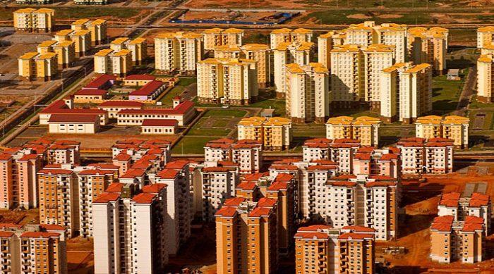 Эти города-призраки возникают по всей планете. И там никто не живет
