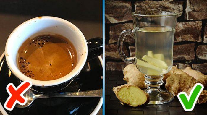 7 напитков, которые вполне могут заменить вам кофе