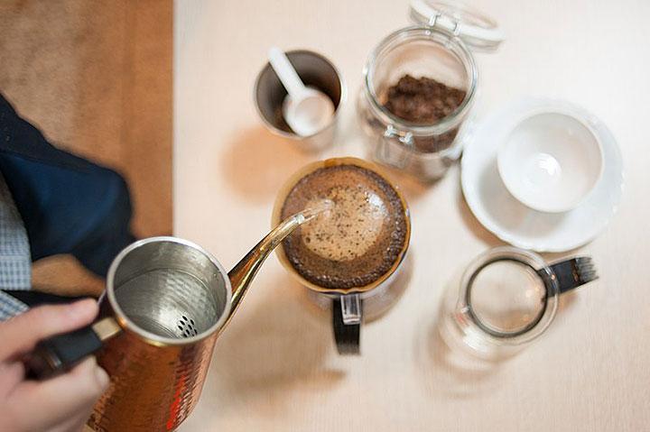 альтернативные способы приготовления кофе