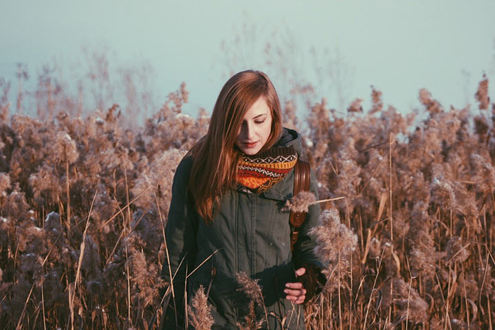 секреты красоты осенью