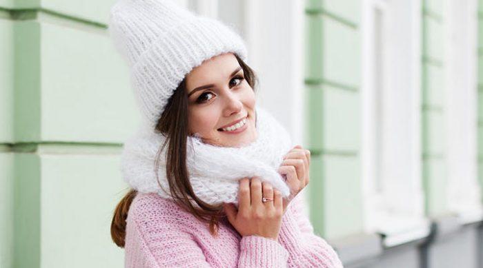 Как защитить кожу от холода: секреты красоты в холодное время года