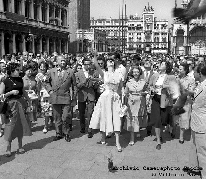 Знаменитости в Венеции