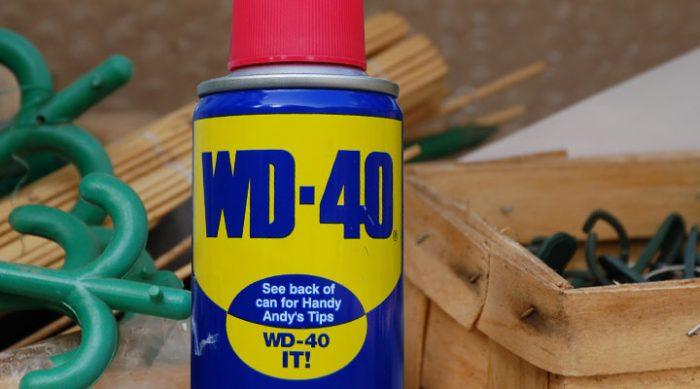 Как использовать WD-40: сорок проверенных способов спасти кучу денег и нервов