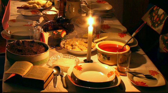 Рождественские блюда: что должно быть на столе в Сочельник