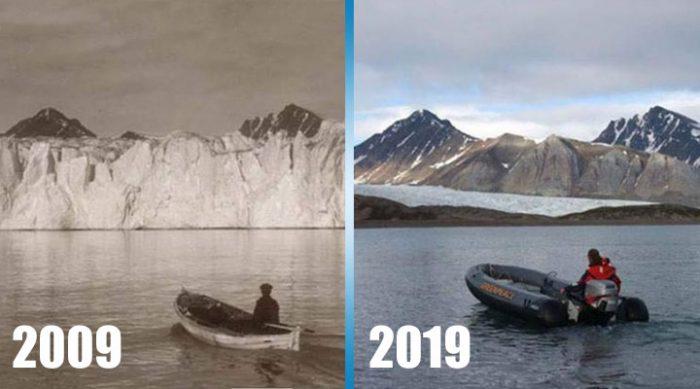 Самый грустный и шокирующий #10YearsChallenge: вот как изменилась наша планета за последние 10 лет