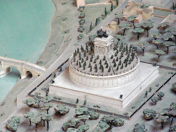 копия Древнего Рима