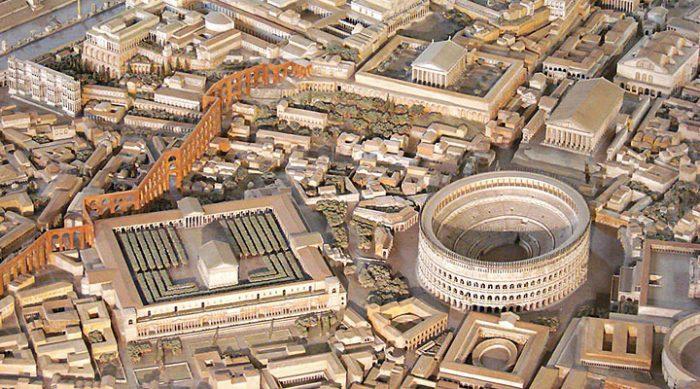 Теперь человечество может увидеть точную копию Древнего Рима. Это уникальное зрелище