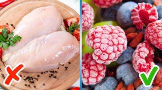Интересные факты о еде: 8 пунктов, которые изменят ваше отношение к питанию