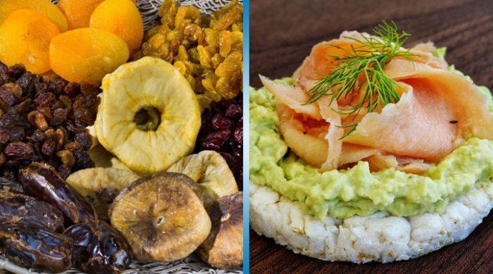 Диетические продукты: сколько калорий содержат в себе самые известные составляющие нашей диеты?